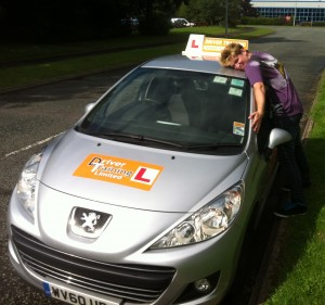 refresher driving lessons shrewsbury