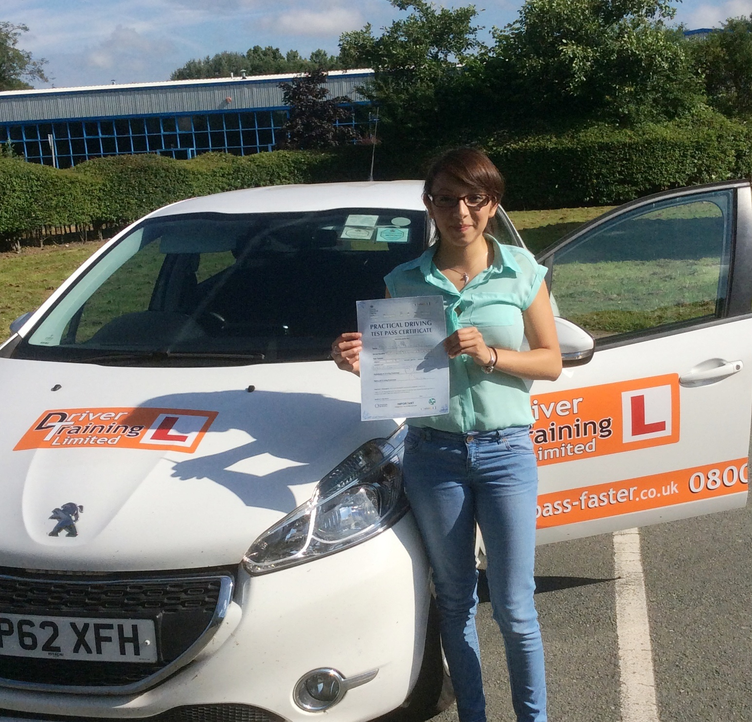 Shrewsbury driving school