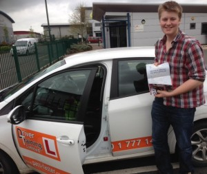 driving lesson shrewsbury